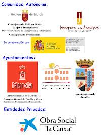 Entidades Subvencionadoras