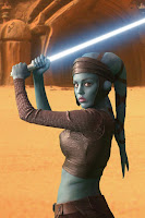 Aayla Secura Reference Photo