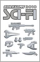 BrickArms 2010 Sci-Fi Battle Pack