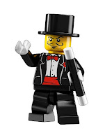 LEGO Collectible Minifigure Collection Series 1 The Magician