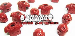 Hazel Iron Man custom armor