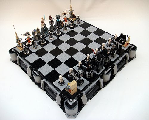 LEGO Star Wars New Hope Chess Set