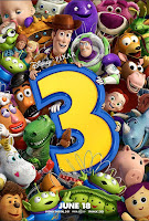 New Toy Story 3 Movie Poster