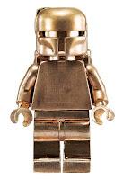 LEGO Star Wars Bronze Boba Fett Minifigure