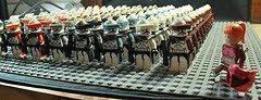 Fine Clonier's Clone Army