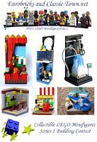 Eurobricks Classic Town Collectible Minifigure Contest