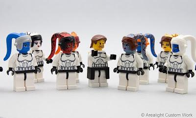 Arealight Twi'lek Stormtroopers
