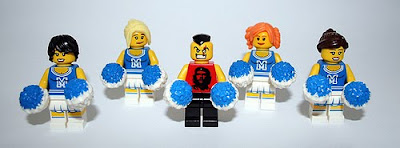 JasBrick's Cheerleader Squad