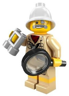 LEGO Collectible Minifigure Series 2 The Adventurer