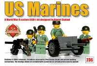 Brickmania US Marines Set 236