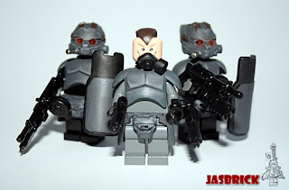 JasBrick's Custom Killzone Troopers