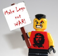 JasBrick's Make LEGO not War