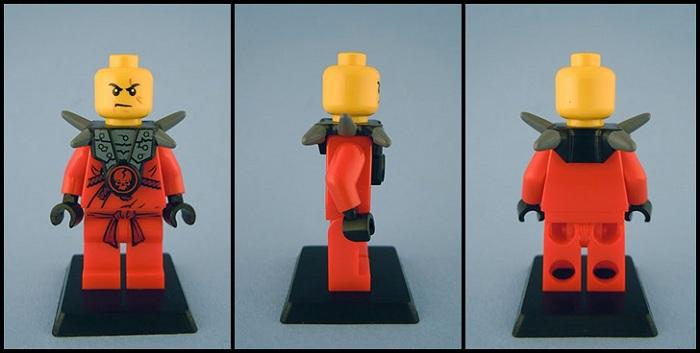lego ninjago kai. LEGO Ninjago 2257 Spinjitzu