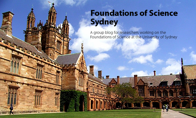 Foundations of Science Sydney