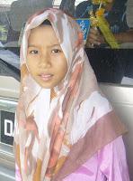 DHIYA FARIHA 2009 - 11 TAHUN