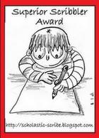Prêmio 'Scribbler Award'