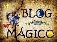 blog mágico,selo