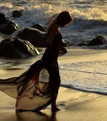 caminhar,tempo,livre,praia