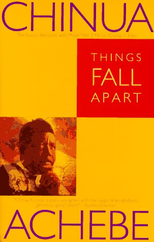 the faults of the character of okonkwo in things fall apart a novel by chinua achebe Free papers and essays on things fall apart by achebe  in chinua achebe's things fall apart , the  with the character okonkwo,.