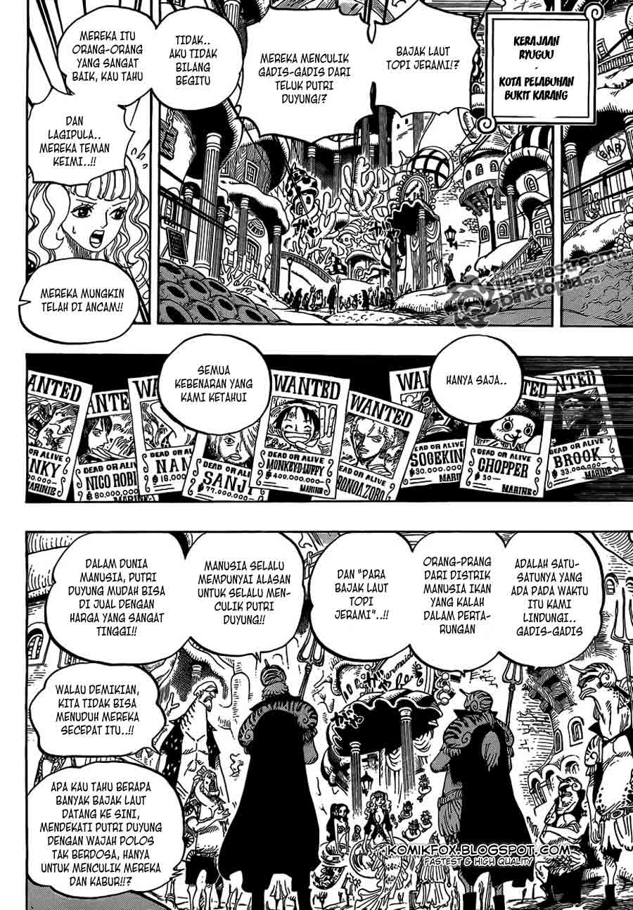 One Piece page 05