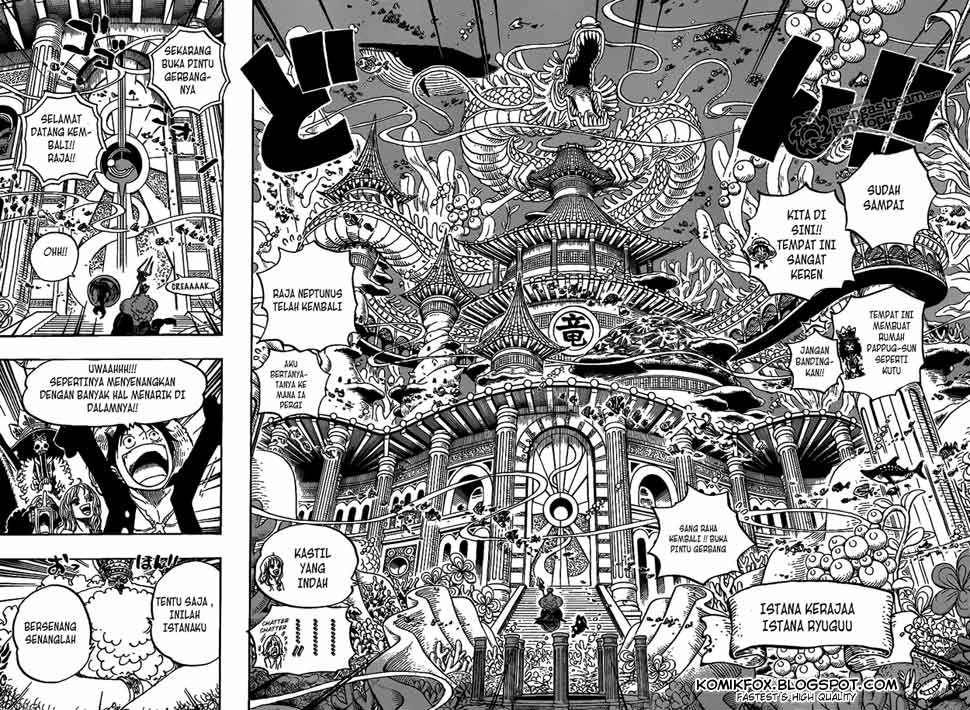 One Piece page 11