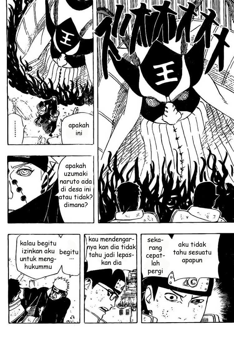 Komik manga Kakasensei Naruto 426 02 shounen manga naruto