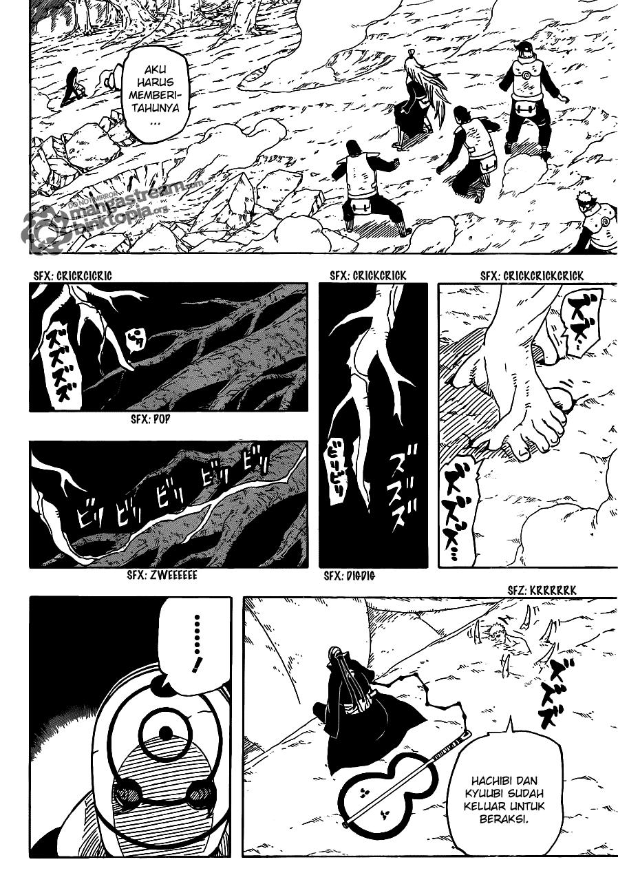 Manga Naruto 536 page 12
