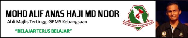 Mohd Alif Anas Haji Md Noor