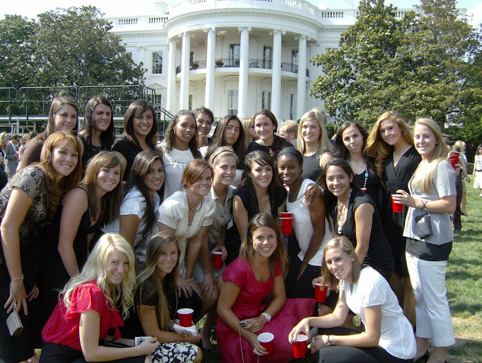 trojans at the white house