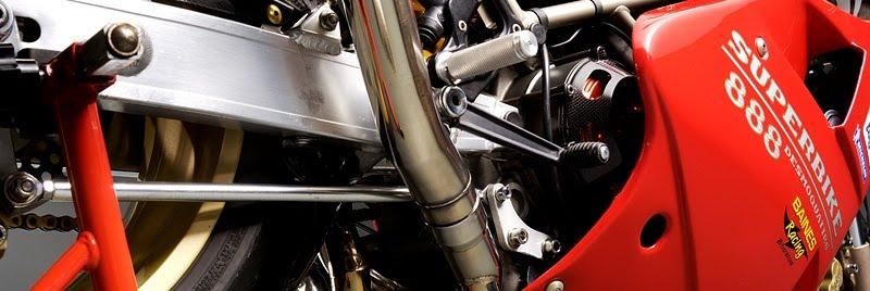 passione: tributo a la moto italiana