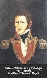 Antonio Villavicencio