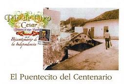 El puentecito del Centenario