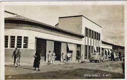 Mercado Cubierto de ocaña en el año de 1945