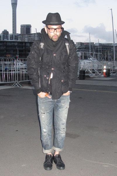 Urban Fashion Week on Isaac Likes   1500 Nz Fashion Week Uniform Diary     Atip Wananuruks