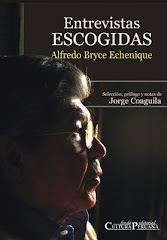 10. Alfredo Bryce Echenique: entrevistas escogidas (2006) Segunda edicin