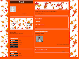 Cute Myspace Layouts