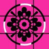 Pink and Black Myspace Backgrounds