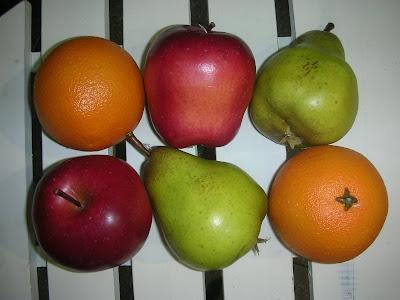 Decorar la mesa con frutas artificiales y centros de mesa - Frutas artificiales para decoracion ...