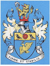 Kirkham coat of arms