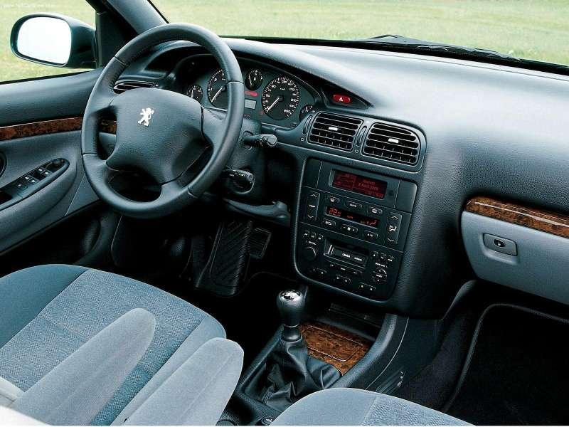 2001 Peugeot 406 Sedan Xxi Century Cars