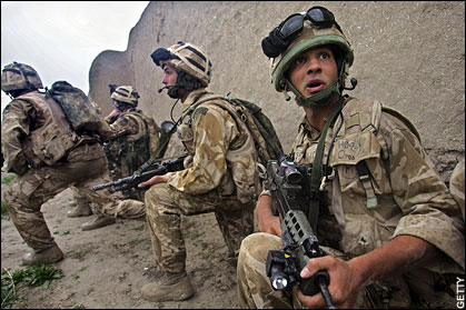 canadian involvement in afghanistan is humanitarian A second reason was that the invasion of afghanistan was  three-block war, we  will deliver humanitarian aid or assist others in doing that.