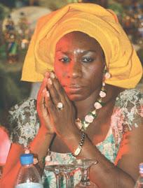Iyabo: Praying & Stealing?