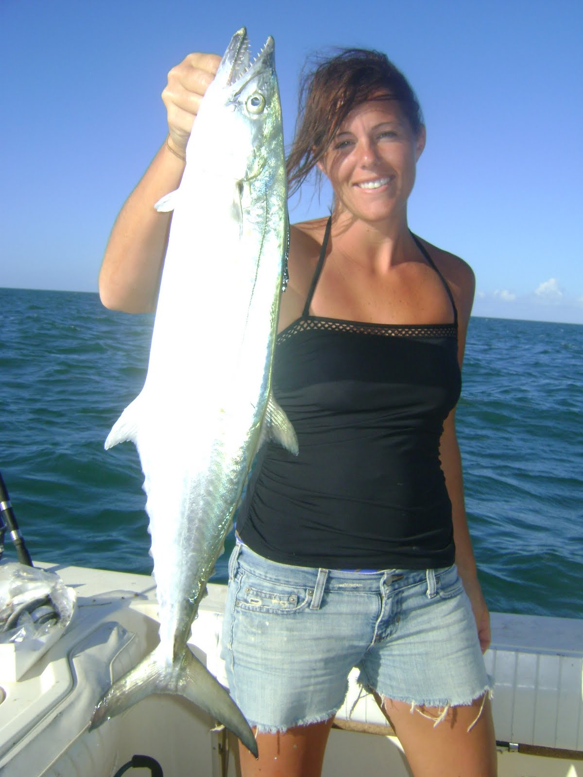 Florida fishing babes movie search engine at for Fish for girls