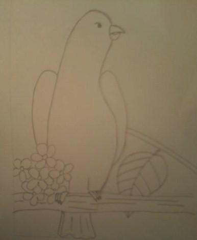PENDIDIKAN SENI VISUAL (MENGAMBAR) - Burung Oh Burung
