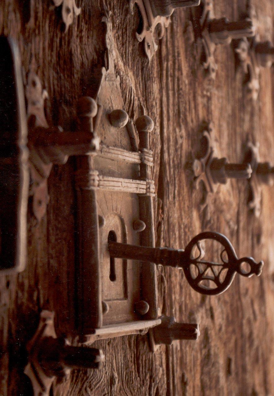 Статус про замок и ключ