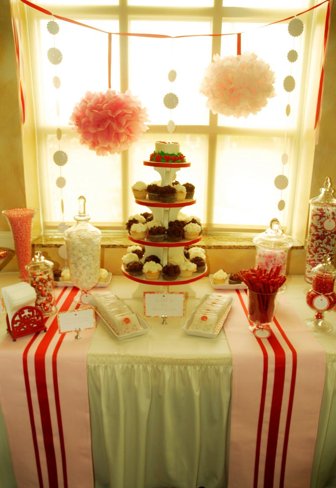 Genesee Grande First Candy Bar Of The Wedding Season