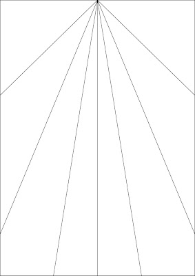 Gargantuan image with printable paper airplane templates