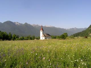 Bohinj Valley - Slovenia