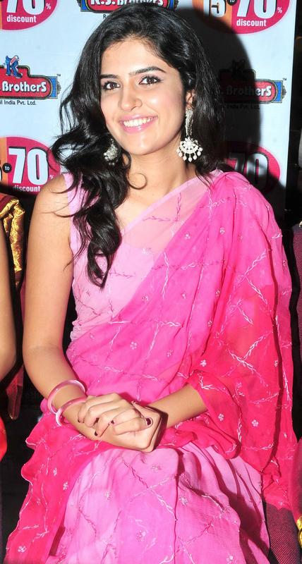deeksha seth in saree hot images