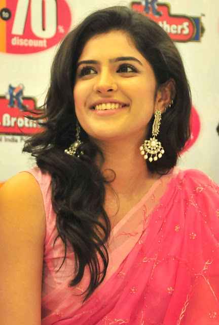 deeksha seth in saree hot photoshoot